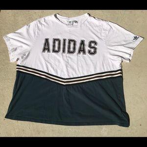 adidas shirt!